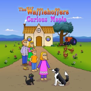 The Wafflehoffers Book ~ Curious Maple